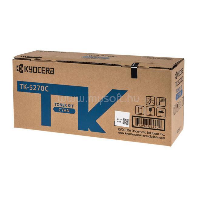 KYOCERA TK-5270 Toner (cián)