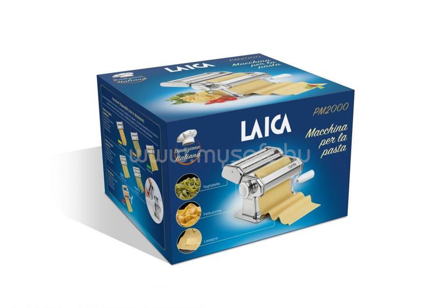 LAICA PM20000 Varia tésztagép cserélhető vágó fejjel