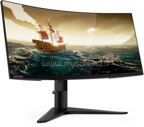 LENOVO G34w-10 UltraWide Ívelt Monitor