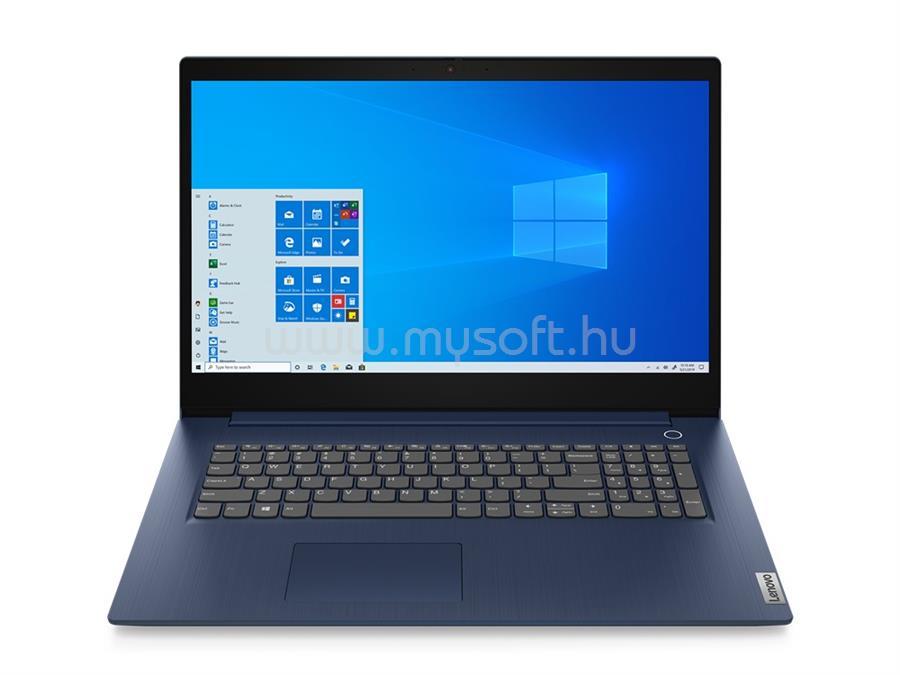 LENOVO IdeaPad 3 17IML05 (kék)