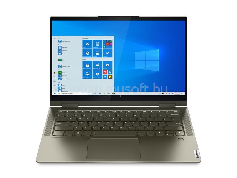 LENOVO IdeaPad Yoga 7 14ITL5 Touch (mohazöld)