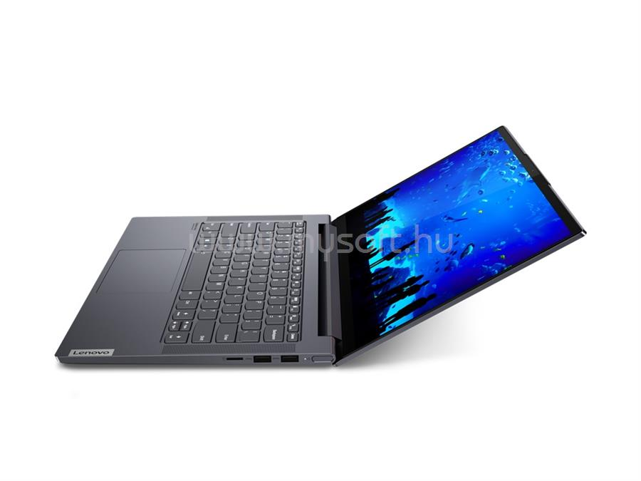 LENOVO IdeaPad Yoga Slim 7 14 ARE (sötétszürke) 82A200DBHV_W10PN1000SSD_S large