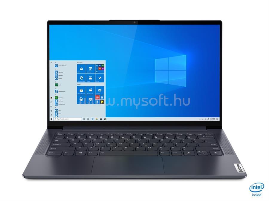 LENOVO IdeaPad Yoga Slim 7 14 ITL Touch (sötétszürke - szövet) 82A3006WHV_W10P_S large