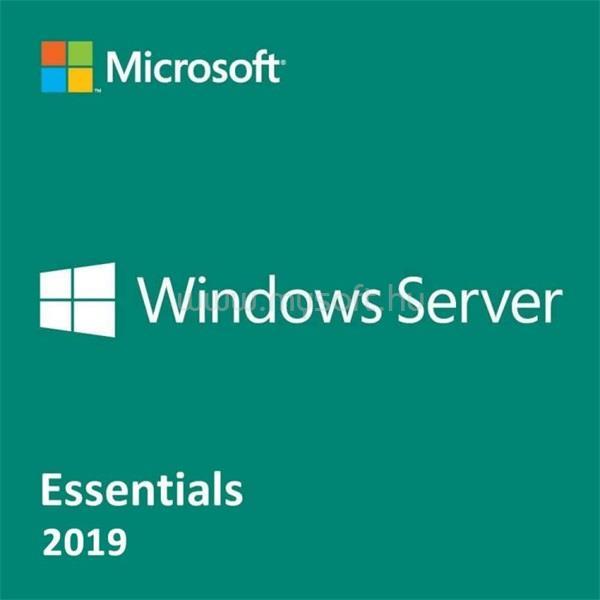 LENOVO Szerver OS - Microsoft Windows Server 2019 Essentials - Multi-Language ROK