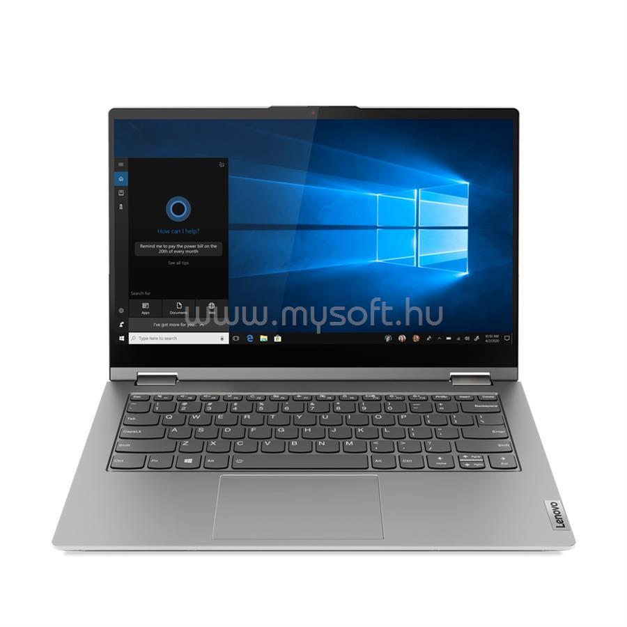 LENOVO ThinkBook 14s Yoga ITL Touch (szürke)