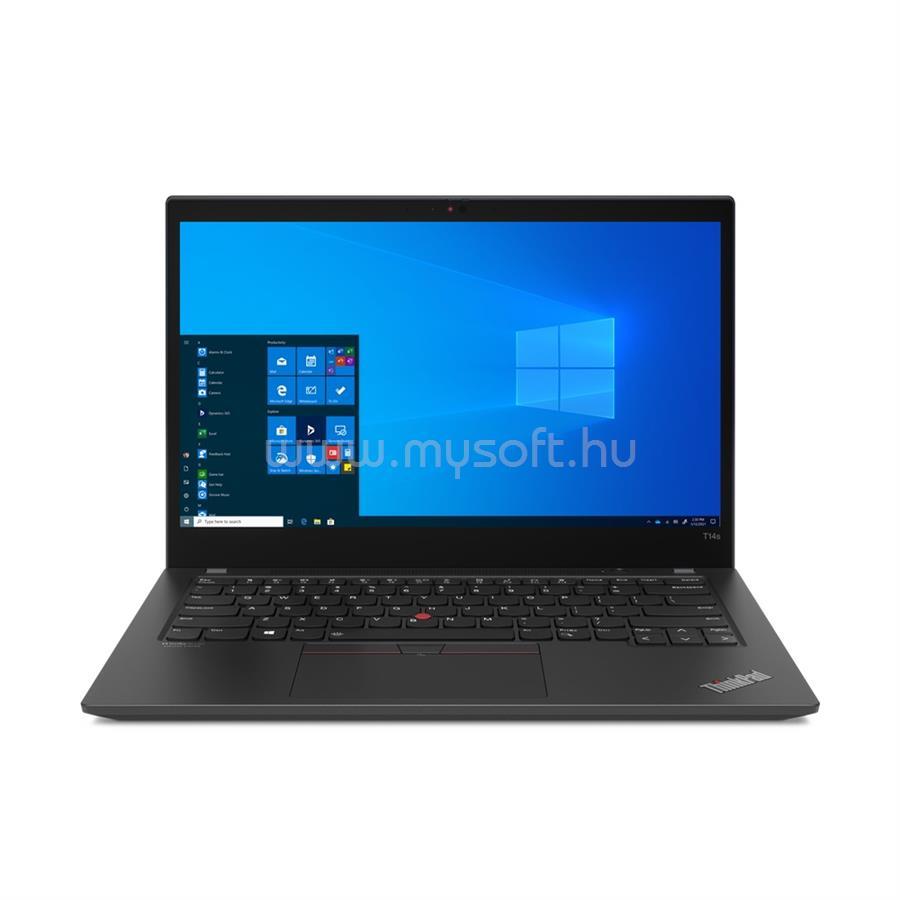 LENOVO ThinkPad T14s Gen 2 (fekete)