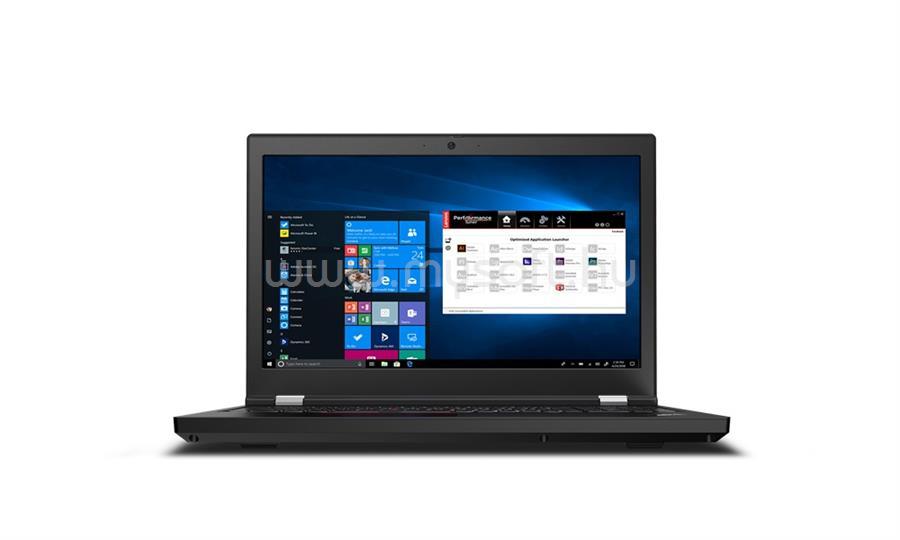 LENOVO ThinkPad T15g G1 (fekete)