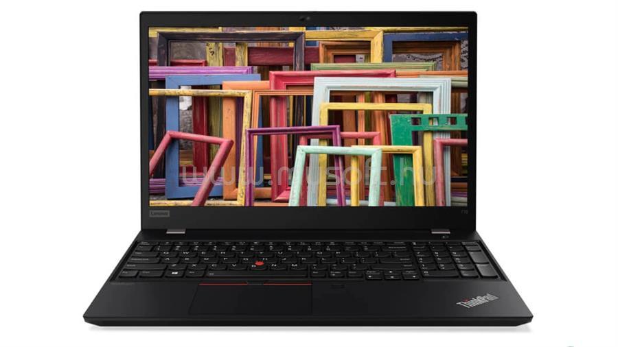 LENOVO ThinkPad T15 G1 (fekete)