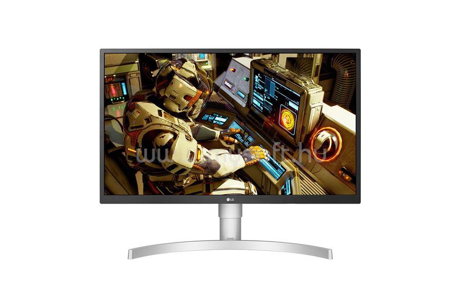 LG 27UL550-W 4K Monitor