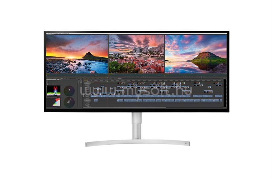 LG 34WK95U-W Monitor