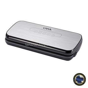LIVIA HKG Fóliázó készülék - ezüst