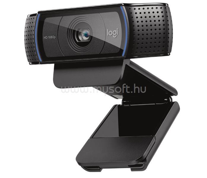 LOGITECH WebCam C920 HD Pro webkamera /960-000998/