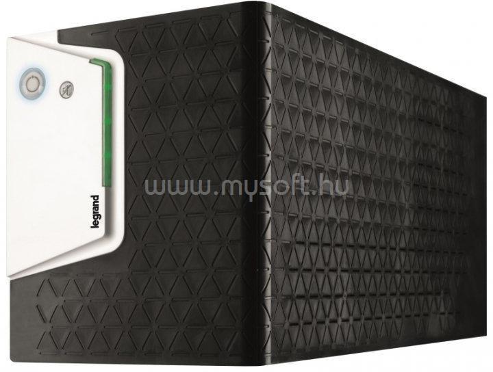 LEGRAND UPS 600VA C13/C14/Schuko Keor SP Vonali-interaktív 1:1