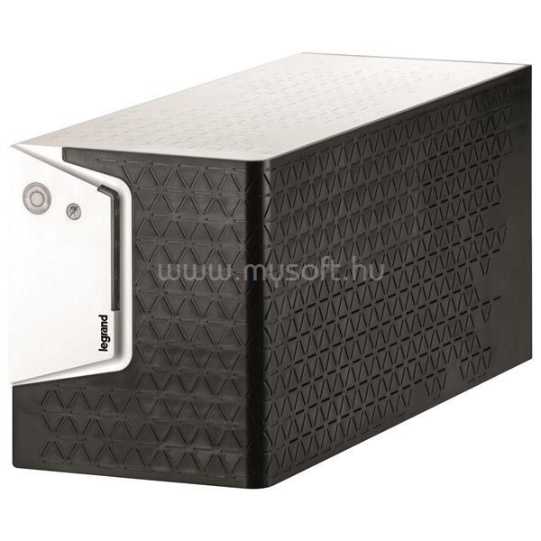LEGRAND UPS 800VA C13/C14/Schuko Keor SP Vonali-interaktív 1:1