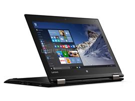 Lenovo ThinkPad Yoga 260 Touch (fekete), 20FDS03W00
