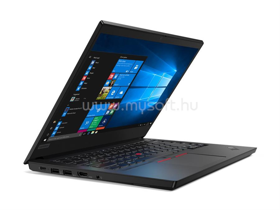 LENOVO ThinkPad E14 Black 20RA001BHV large