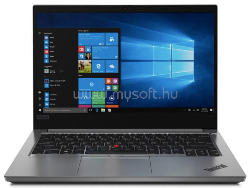 LENOVO ThinkPad E14 Silver 20RA0015HV large