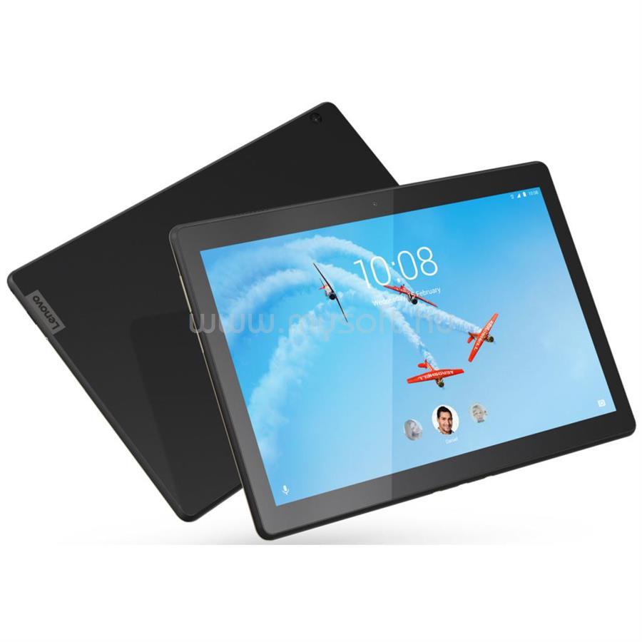 "LENOVO Tab M10 HD (TB-X605F), 10,1"" 1280x800 32GB Wi-Fi, 4G LTE (Fekete)"