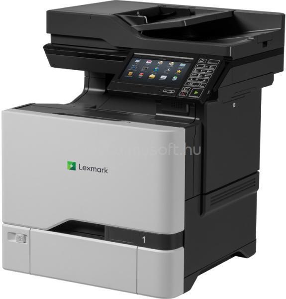 LEXMARK CX725dhe Color Multifunction Printer