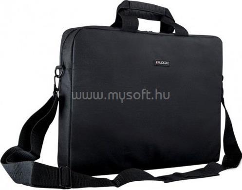 """MODECOM Logic notebook táska 15,6"""" Basic Fekete"""