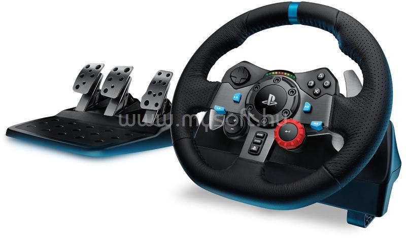 LOGITECH G29 Driving Force Racing Wheel PS3/PS4