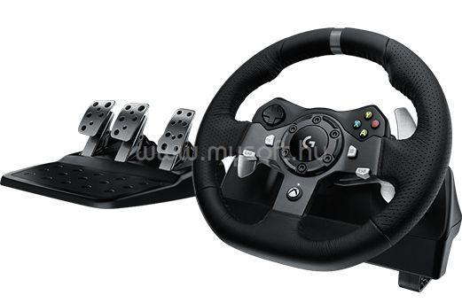 LOGITECH G920 Driving Force Kormány (Xbox One, PC)