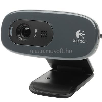 LOGITECH C270 HD 720p WEBKAMERA 960-001063 large