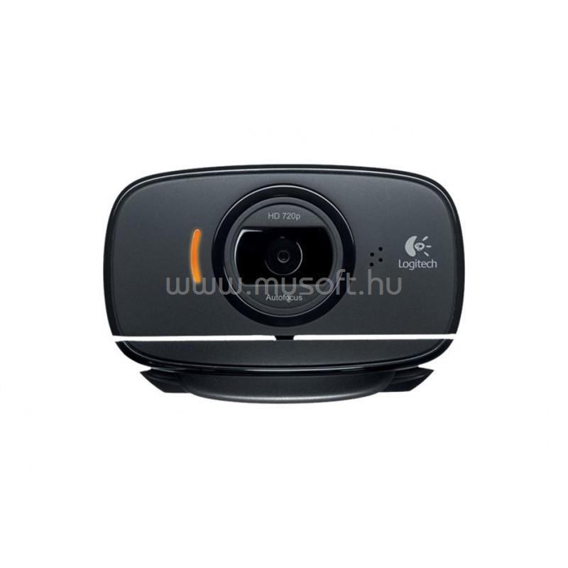LOGITECH C525 720p mikrofonos fekete webkamera 960-001064 large