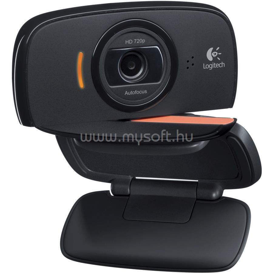 LOGITECH C525 720p mikrofonos fekete webkamera
