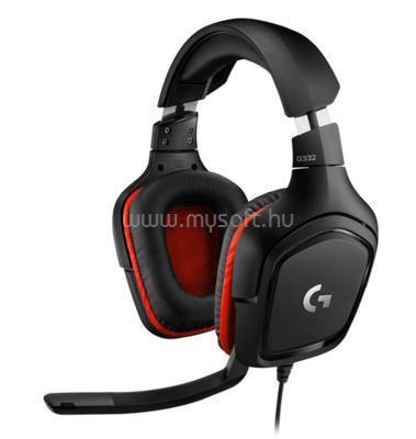 LOGITECH G332 gamer headset