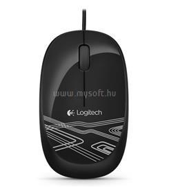 Logitech Mouse M105 Black, 910-002940
