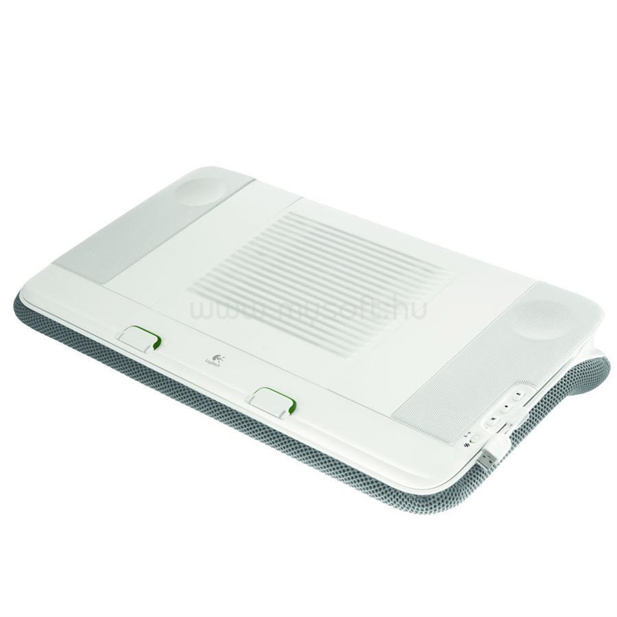 Logitech Speaker Lapdesk N7-