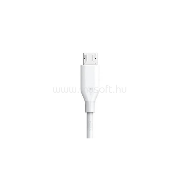 MAX MOBILE Smart Pack GC-46 fehér Micro USB adatkábel