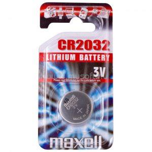 MAXELL Gombelem CR2032