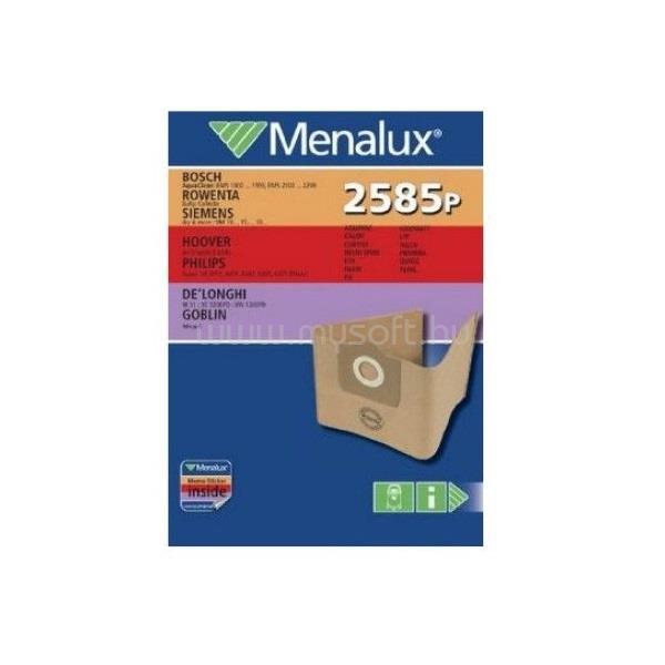 MENALUX 2585P 4 db papír porzsák