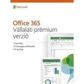 MICROSOFT Office 365 Business Premium HUN (1 év) KLQ-00397 small
