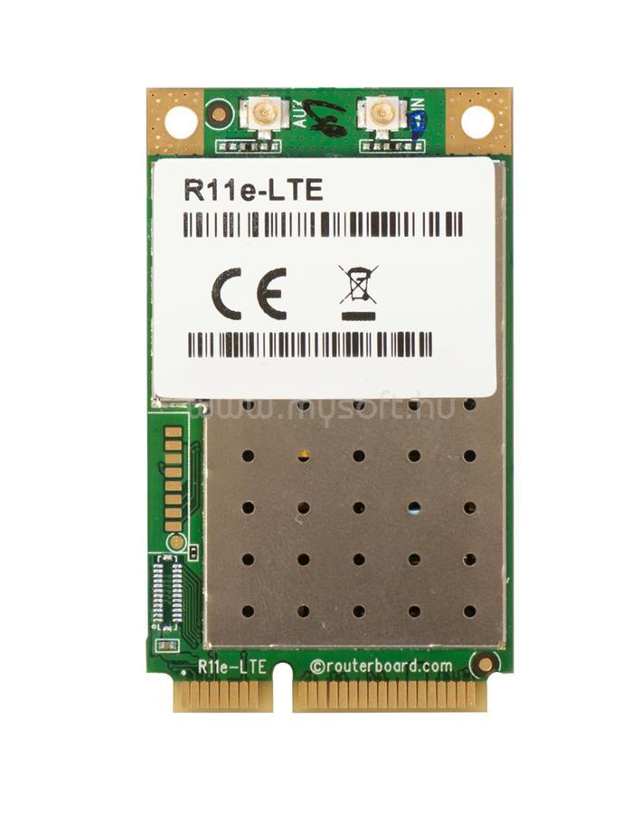 MIKROTIK R11e-LTE 4G/LTE GSM modul Mini-PCIe modem