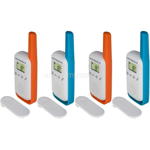 MOTOROLA Talkabout T42 Quad walkie talkie (4db)