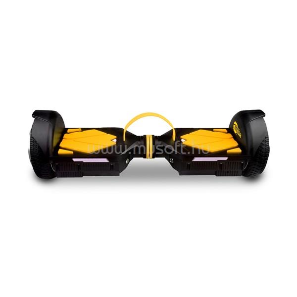 "MOTUS Take IT XD 6,5"" fekete hoverboard elektromos robogó/Balance board"