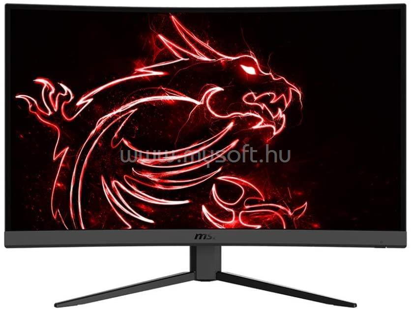 MSI Optix G32CQ4 Ívelt Gamer Monitor