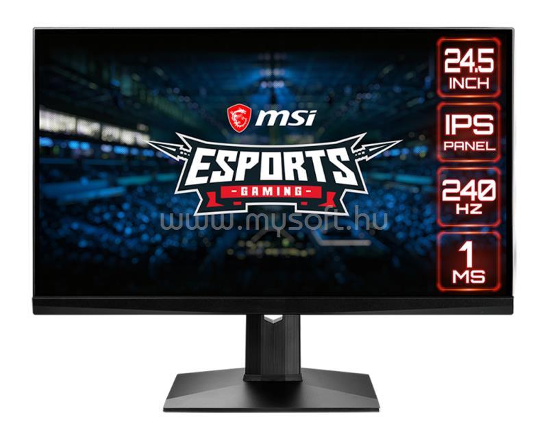 MSI Optix MAG251RX Gamer Monitor