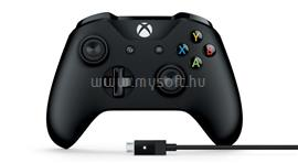 MICROSOFT Xbox One Common Controller vezetékes Fekete 4N6-00002 small