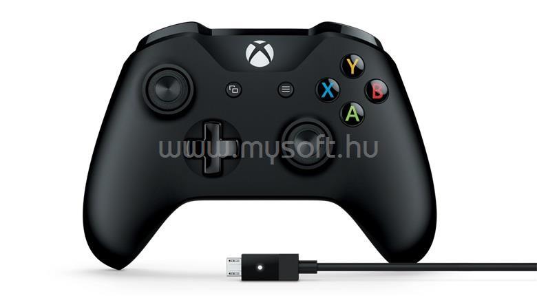 MICROSOFT Xbox One Common Controller vezetékes Fekete