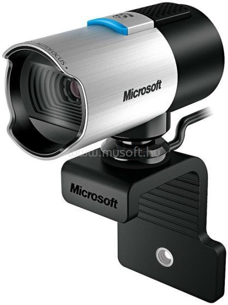 MICROSOFT LifeCam Studio Dobozos 1080p fekete-ezüst webkamera