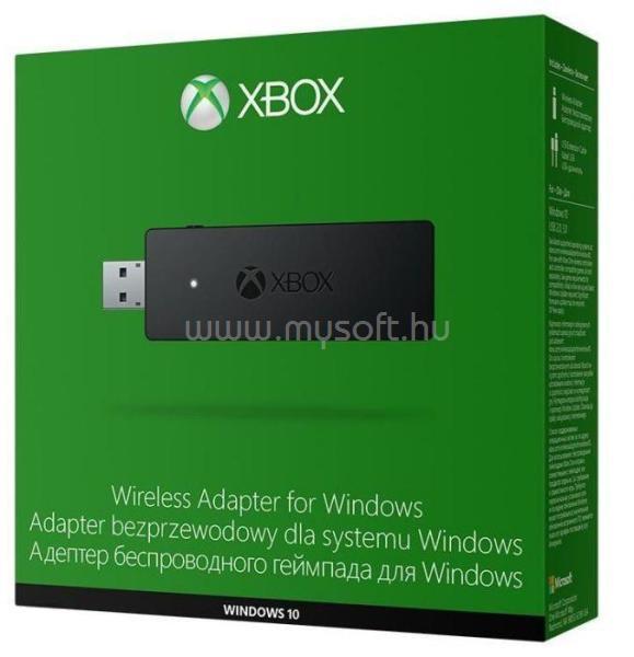 MICROSOFT Xbox One vezeték nélküli adapter Windowshoz