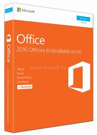 Microsoft Office Home and Business 2016 English PC Attach Key PKC Microcase, T5D-02374
