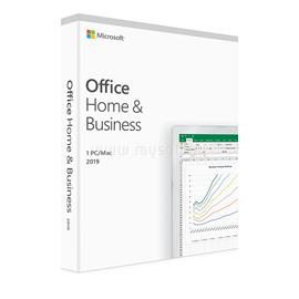 Microsoft Office Home and Business 2019 English, T5D-03216