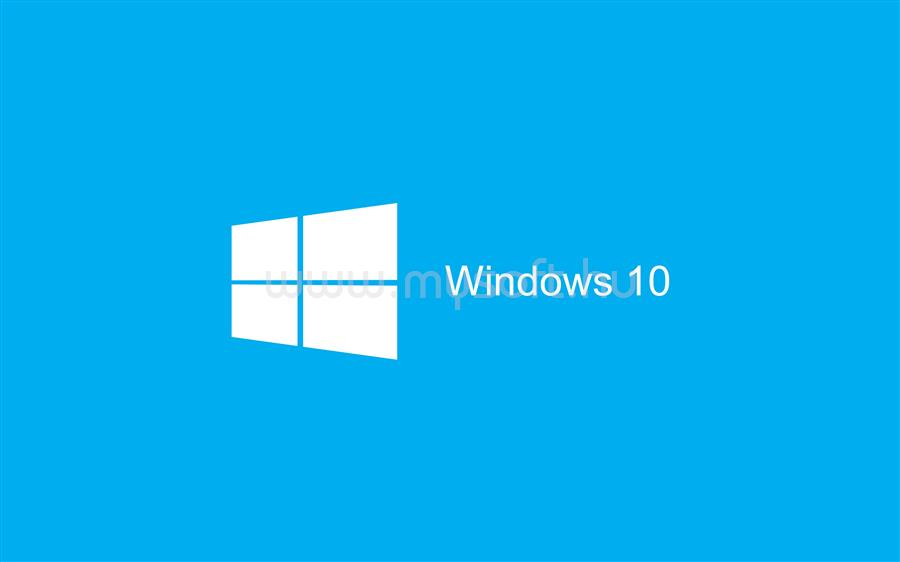 MICROSOFT Windows 10 Home 64-bit Hungarian (OEM)