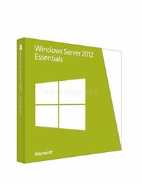Microsoft OEM Windows Server Essentials 2012 R2 64Bit ENG DVD (1-2 CPU, 64GB, 25 CAL), G3S-00716