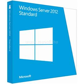 Microsoft OEM Windows Server Standard 2012 64bit English DVD, P73-05328
